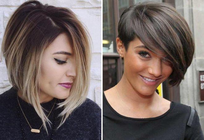 Tunsori La Modă Pentru Păr Gros