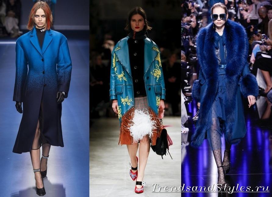 977559fc10 A kék kabát az elegáns hölgyek választéka. A klasszikus skála színe  valójában nagyon érzékelhető és rendkívüli. Az ultramarine, sötétkék,  kobalt hűsítik az ...