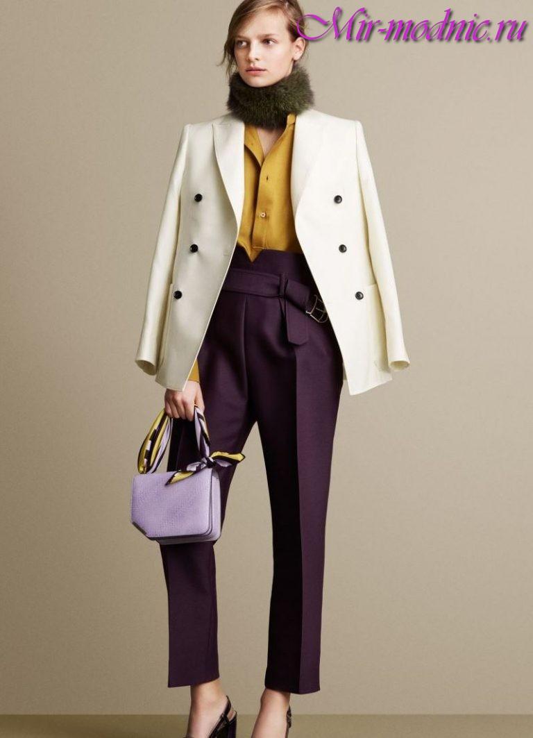 ... v karamelové barvy oblek do práce d1138d6d72