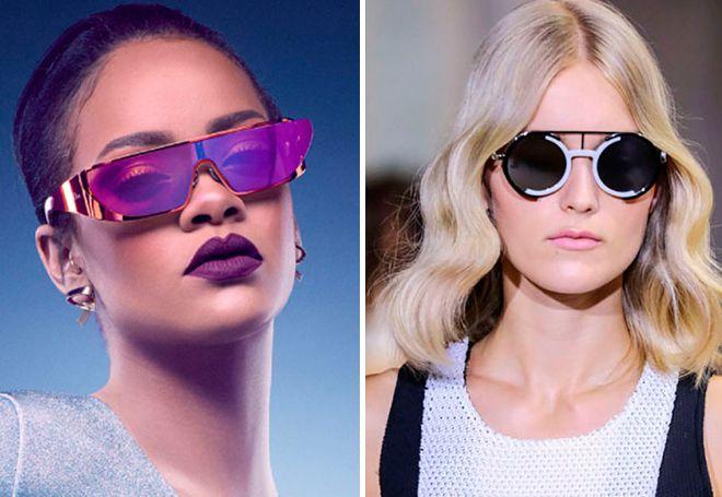 a2009b9cc3481 نظارات شمسية أنيقة للنساء. Clubmasters أو broulayners. قم بإنشاء ...