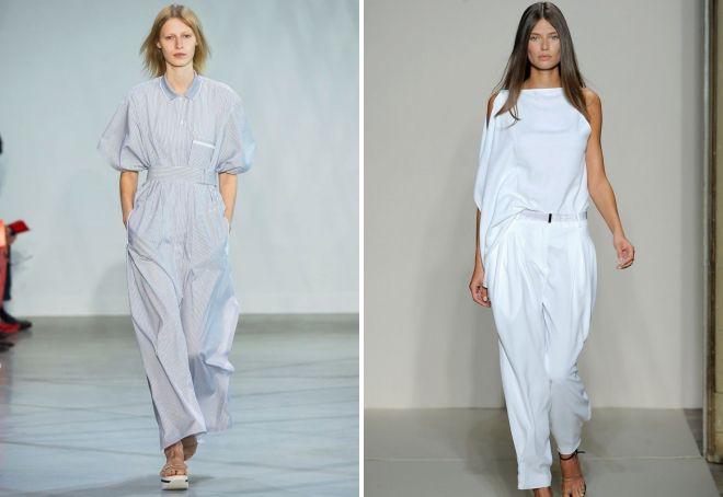 43e89a76e4d3 Levné noční kalhoty pro dívky. Jak nosit bílé kalhoty.