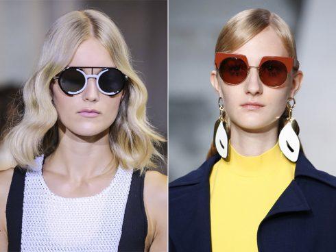 fd646c6f6d40 Какие солнечные очки модные в году. Женские солнцезащитные очки.