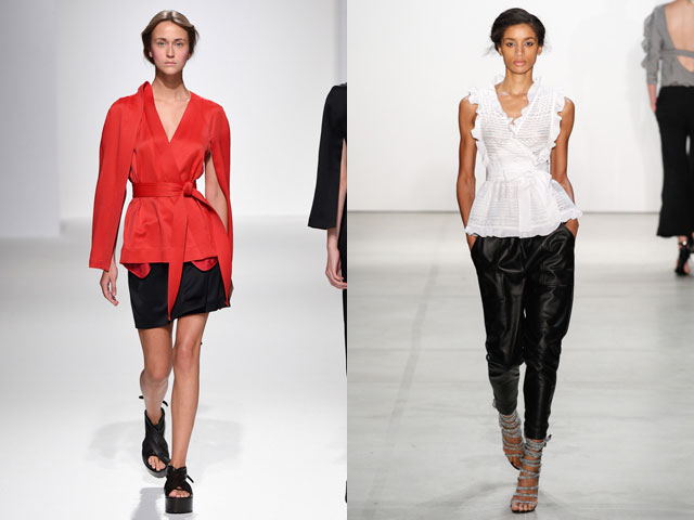 Этнический и народный мотив на одежде в моде уже многие годы. Новый сезон  2017 года так же обошел этот стиль стороной, и доказательство тому,  представленные ... 29b5bab1d2a