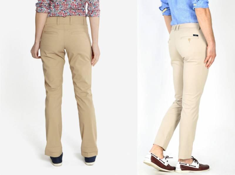 76d5dd9aa25a Παντελόνια και λευκό πουκάμισο. Τι να φορέσετε με λευκά παντελόνια ...