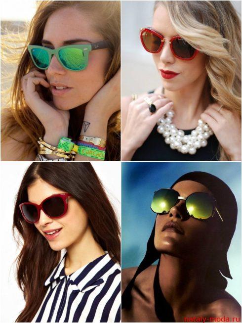 d11ea41d1 هذا النوع من النظارات هو الاكسسوار المناسب لعدة سنوات حتى الآن ، و 2017  ليست استثناء. في أغلب الأحيان ، يستخدم مصممو الأزياء ألوانًا متدرجة مثل  البني ...
