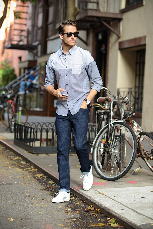نتيجة بحث الصور عن ارتداء الجينز الرجالي