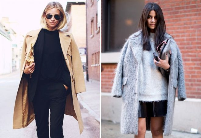Το παλτό είναι γυναικεία. Ένα μοντέρνο παλτό σε ένα κλουβί. Παλτό με ... e86be7b36a6