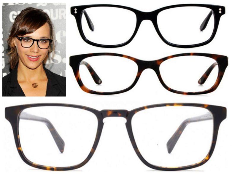 Форма лица напоминает перевёрнутый треугольник. Идеальным выбором для вас  будут очки с тонкой металлической или пластиковой оправой. 2ac477522eb
