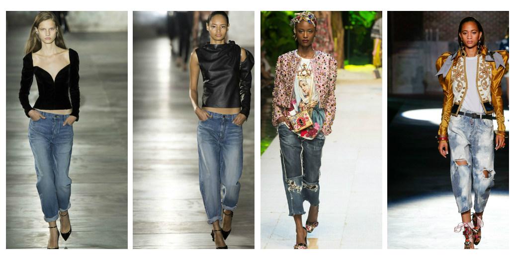 d64e83798c6a Οι παρουσιάσεις μόδας άνοιξη-καλοκαίρι στο Παρίσι και το Μιλάνο βρήκαν κάτι  για να εκπλήξουν γυναίκες και κορίτσια διαφορετικούς τύπους αριθμοί (δεν  ξέρετε ...