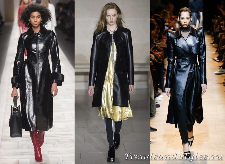 Jaký druh kabátu je nyní v módě. Klasická přímá silueta. Tvary a ... 630413ad8a8