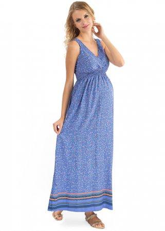 a1d6441a3eb Το φόρεμα είναι κατασκευασμένο από υφάσματα που τεντώνουν, τα οποία θα σας  δώσουν την ευκαιρία να τα φορέσετε σε διαφορετικούς όρους της εγκυμοσύνης.