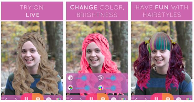 Program Untuk Pemilihan Potongan Rambut Untuk Microsoft Pemacu