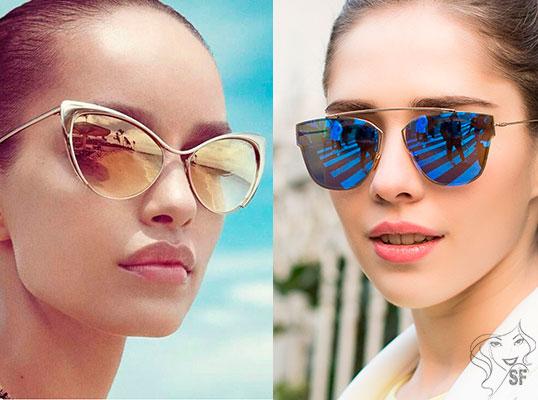 A tervezők továbbra is kreatív módon tervezik a napszemüveg alakját.  Javasoljuk 5a7c10feaa