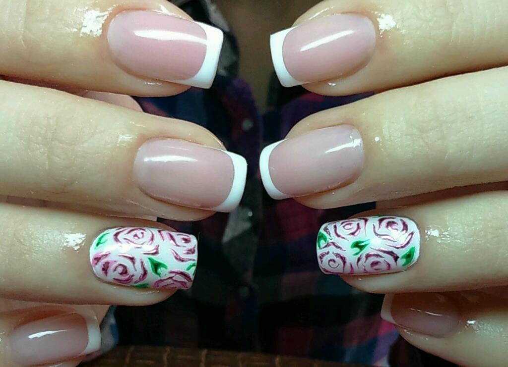 Frumoasă Manichiură Cu O Singură Culoare Pentru Vară Nails Design