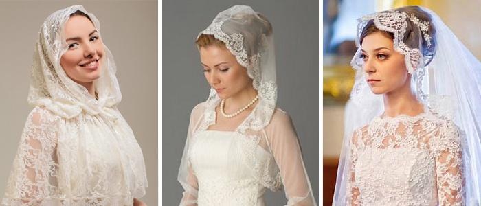 fdc4375db43 Krásný hedvábný nebo krajkový bílý kapesník musí být nošený na hlavě a  zajištěn v přední části s krásným špendlíkem nebo broží