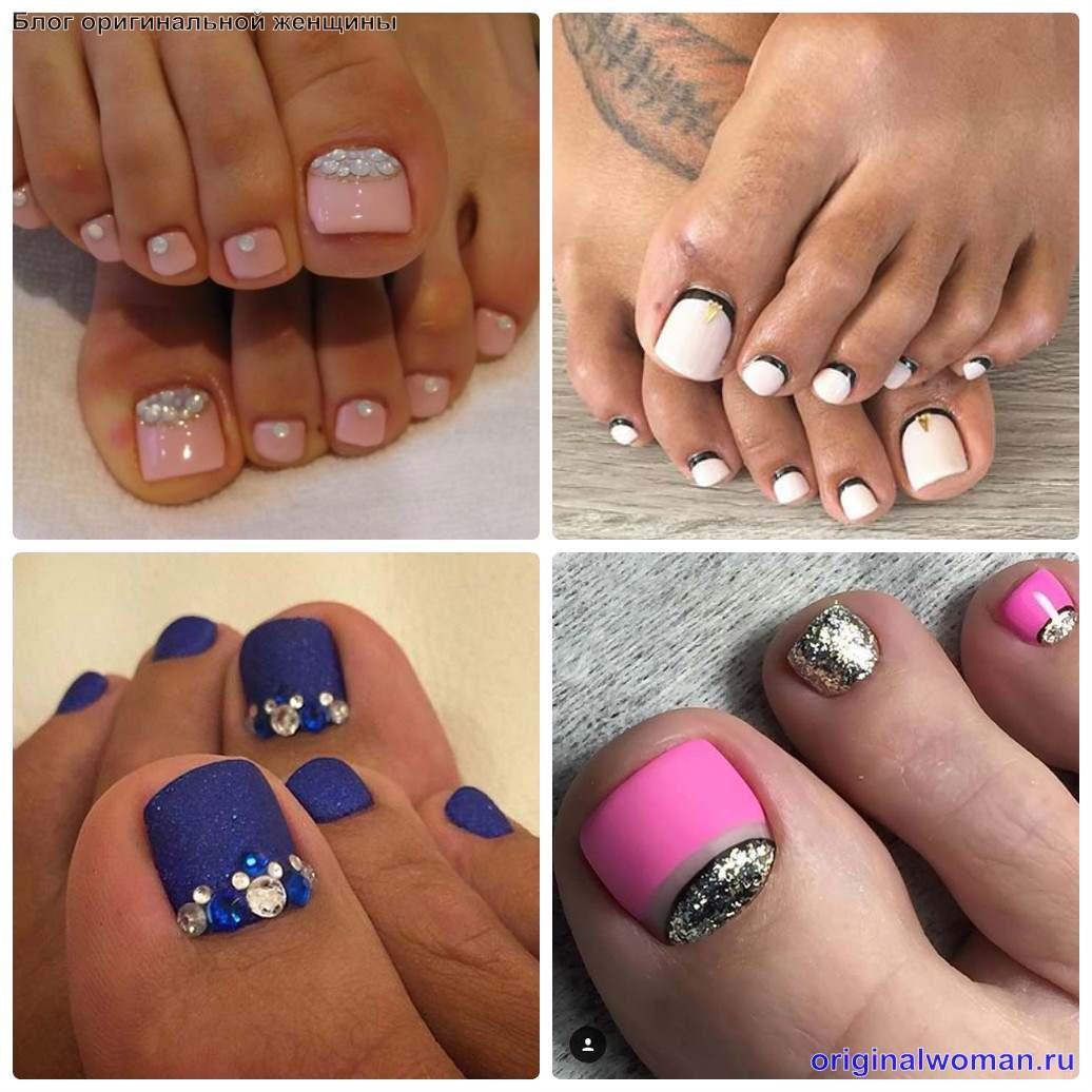 Перо павлина – яркий дизайн ногтей для смелых леди