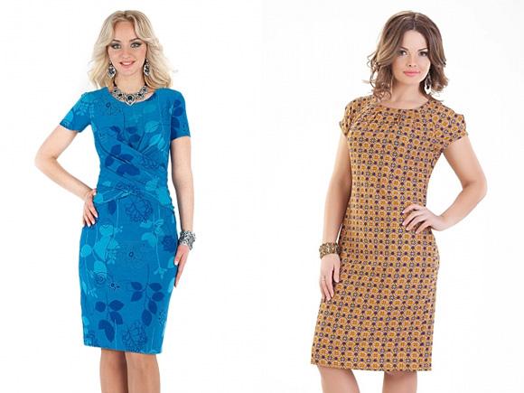 8bf222e9cd51 Фасоны повседневных платьев. Женские платья повседневного стиля.