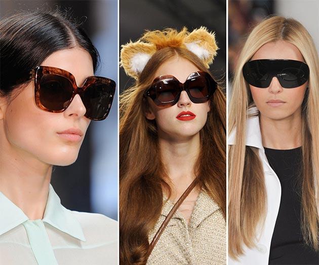 Модные солнцезащитные очки весна-лето 2016 фото — В СПОРТИВНОМ СТИЛЕ 78932c6dd5f