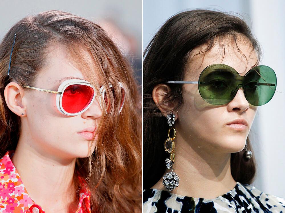 553226105899 Какие солнечные очки сейчас в тренде. Модные солнечные очки  фото и ...