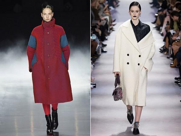 6390770fae Hogy milyen téli kabátok női nem csak tette a világos színek a szövet lesz  a különböző minták, csíkos nyomat, lenyűgöző absztrakt festmények,  klasszikus, ...