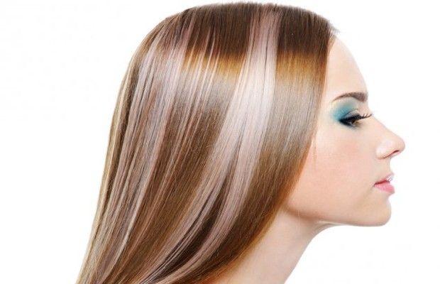 отличие мелирование и штопка волос