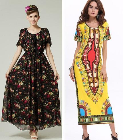 Μόδα των καθημερινών φορεμάτων. Γυναικεία φορέματα καθημερινότητας. d8d18b6b964