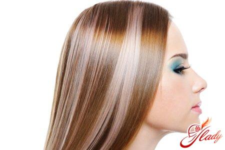 Затонировать натуральные волосы. Тонирование темных волос