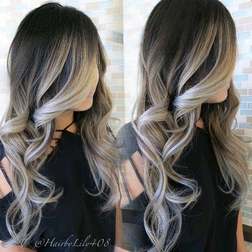 Χρώματα και μαλλιά - το πιο σημαντικό κομμάτι της εμφάνισής μας. Εάν  αλλάξει f2b55544a15