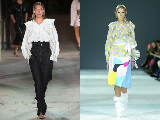 52b4db226eda Μια θαυμάσια επιλογή για την άνοιξη και το καλοκαίρι είναι τα ελαφρά  μπλούζες χωρίς μανίκια. Ιδιαίτερα δημοφιλής στην επερχόμενη σεζόν  μπλούζες-υψηλή βάση ...
