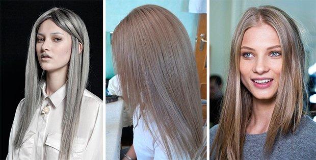 Тонирование рыжих волос в пепел. Как сделать жемчужно пепельный цвет волос || Из рыжей в пепельно русый