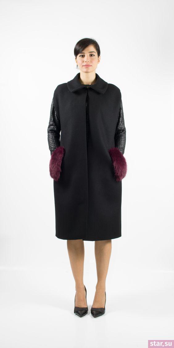 Divatos újdonság - hosszúkás dzseki szőrme zsebekkel. Ezek a modellek  bármilyen ruhásszekrényt díszíthetnek. A üzleti stílus szigorú eleganciát  hoznak létre ... e03dc9778e
