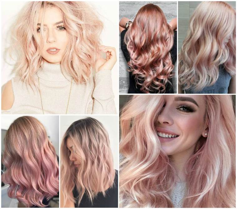 Noi Tehnici De Vopsire A Părului Colorarea Părului La Modă