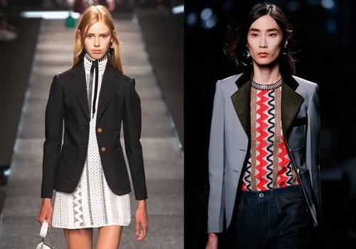 Το κοστούμι παντελόνι για τα κορίτσια με τη μορφή του «τριγώνου» να  χρησιμοποιήσει τα μαξιλαράκια στα σακάκια δεν υπάρχει ανάγκη 277b7243f55