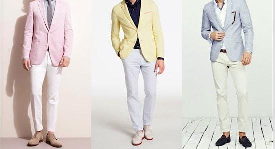 Na co nosit pánské kalhoty mohou ovlivnit tón obličeje. Například muži se  slušnou kůží harmonicky vypadají v černé košili a bílých kalhotách. d4ed0b43b7
