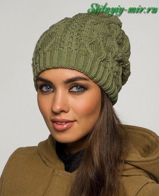 модные вязаные шапки стразы и пайетки меховые шапочки идеальный