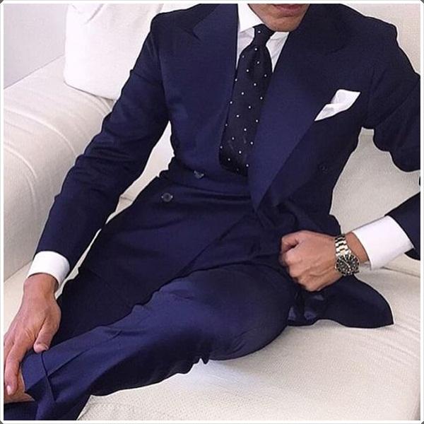 c515389aee8c Κοστούμι με μπλε πουκάμισο. Πώς να επιλέξετε το χρώμα της γραβάτας ...