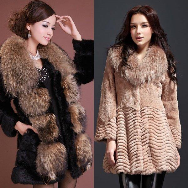 És nem feltétlenül költött drága és luxus szőrme - ma már igen magas  minőségű kabátok műszőrme 6aa6e7d472