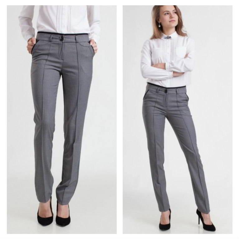 a11f7505582 Jaké kalhoty jsou v roce trendy. Módní styly a barvy
