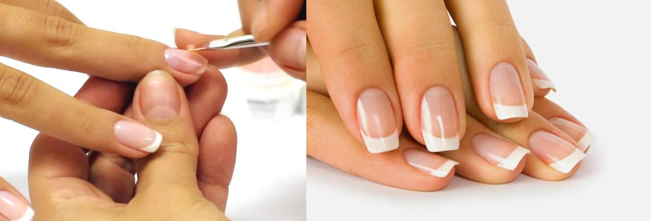 stärka naglarna