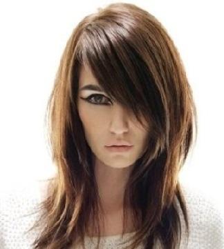 Coafuri La Modă Pentru Păr Fin De Lungime Medie Stivuirea