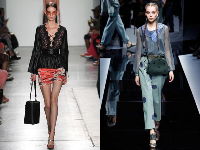 a40a6b520a50 Δωρεάν κομψά μπλούζες Boho έγινε επίσης μια τάση της νέας εποχής. Η  ελαφρότητα της κοπής και η απλότητα των υφασμάτων κάνουν απαλή