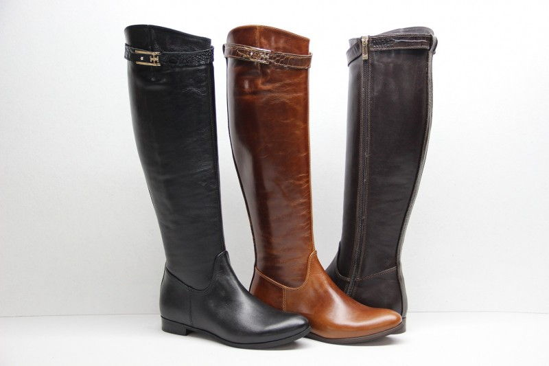 e221bc7575ae Обувь сезона осень зима. Изысканные сапоги – ботфорды. Сапоги из ...
