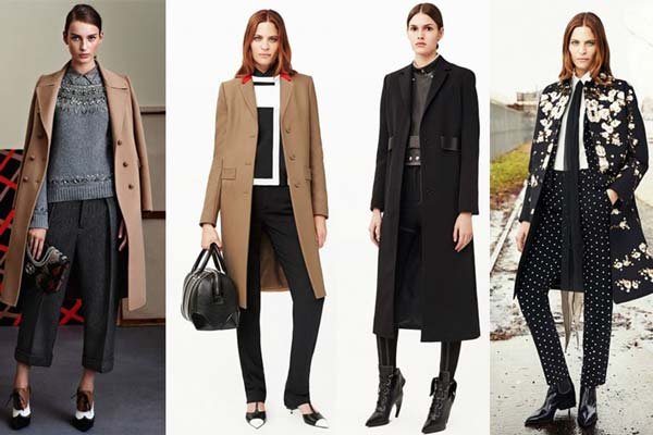 669371afe188 Αλλά οι σχεδιαστές μόδας συνεχίζουν να παράγουν γυναικεία παλτά το  καλοκαίρι του 2017