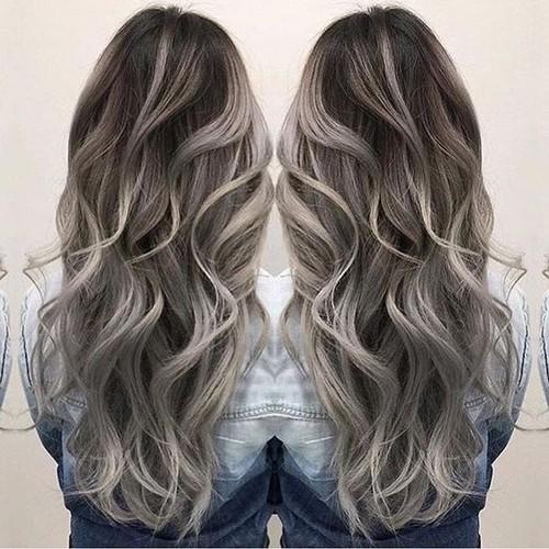 Colorarea Părului La Modă Fotografii Tendințe Tehnici De Trend