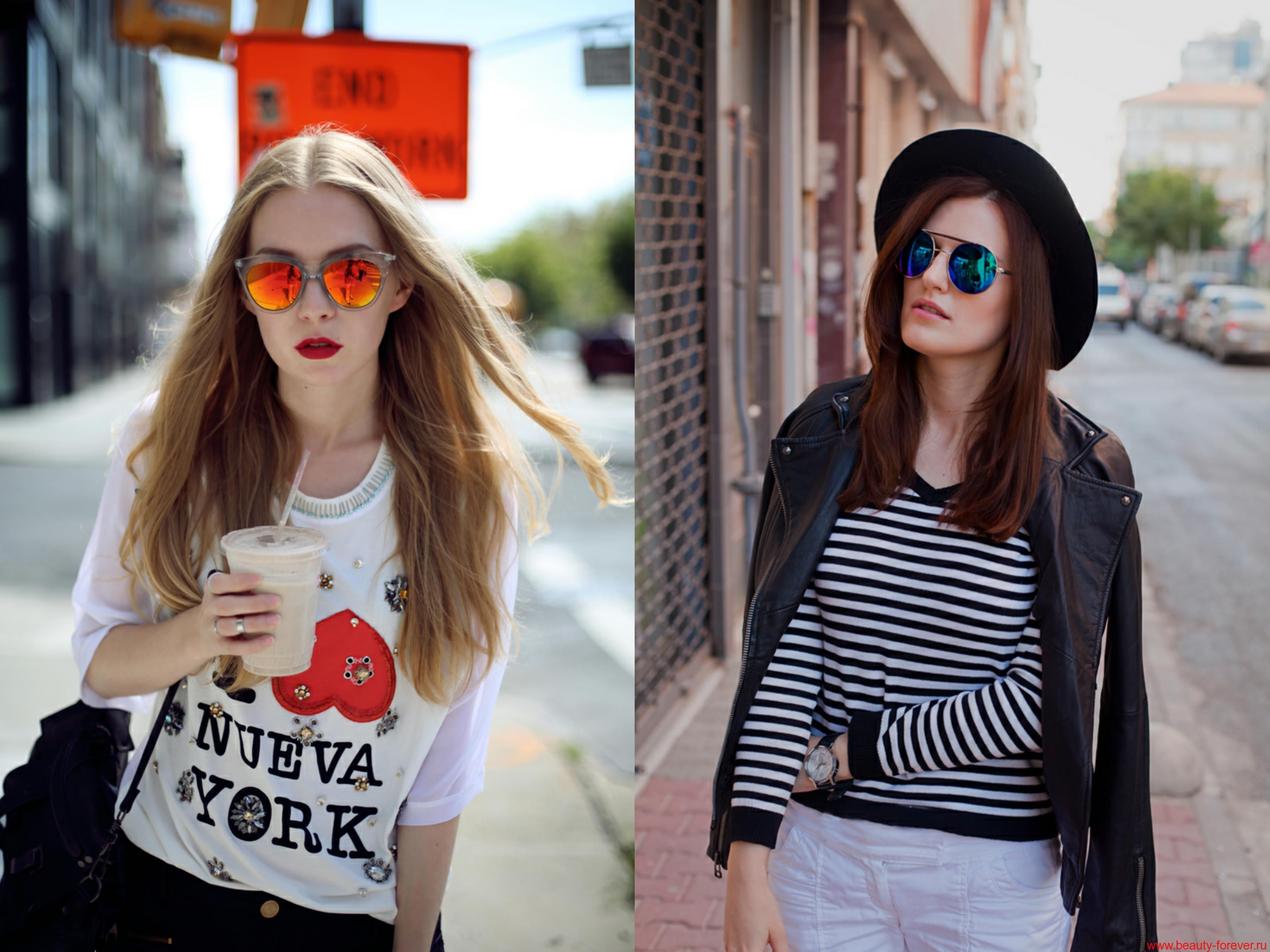Какие сейчас в моде солнечные очки фото