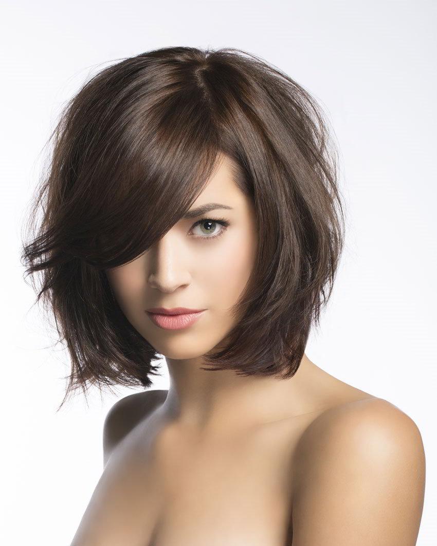 лесенка каре на средние волосы фото противопоказана